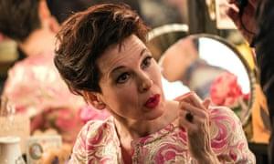 Zellweger as Judy Garland in the new movie.