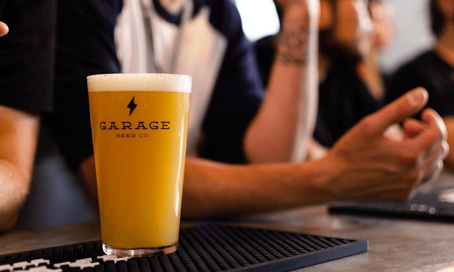Garage Beer Co in Barcelona