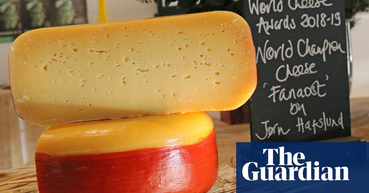 The best cheese in the world is running out fast  What
