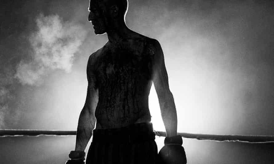 Ben Foster in The Survivor.