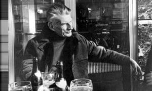A life in words … Samuel Beckett