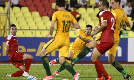 Socceroos: Postecoglou's tactical decisions leading to risky outcomes