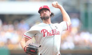 Cole Hamels: interest from all over.