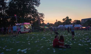 Last year's Field Day festival in Brockwell Park