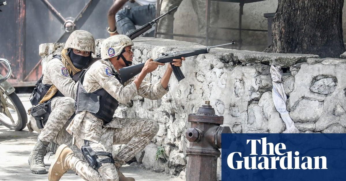 ハイチは暗殺後のインフラを保護するために米軍に要求します