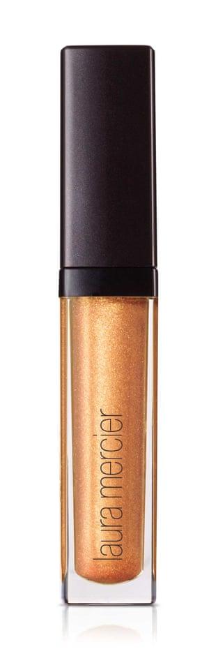 Candleglow lip gloss, £18, by Laura Mercier.