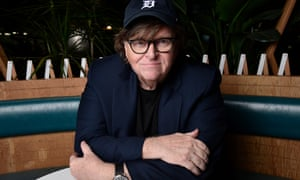 Michael Moore: 'As I get older, I become more angry.'