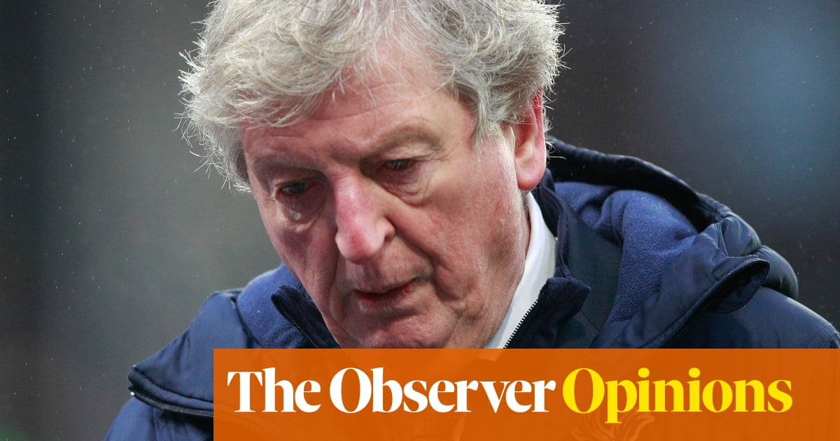 Will the dotage of Roy Hodgson, English football's tourist, be haunted by regret? | Jonathan Wilson