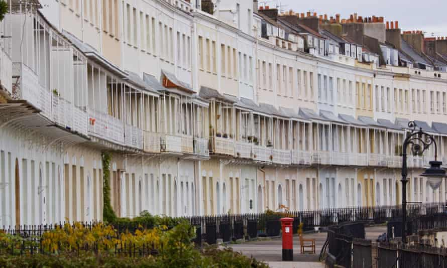 Clifton's magnificent terraces above the Avon Gorge were bold in their engineering, but for years they would remain half-built.
