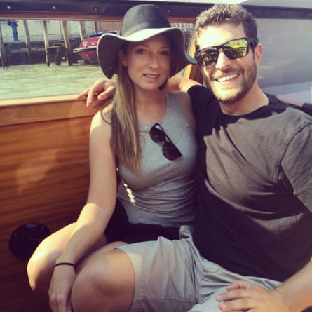 Rachael & Jonny Casella
