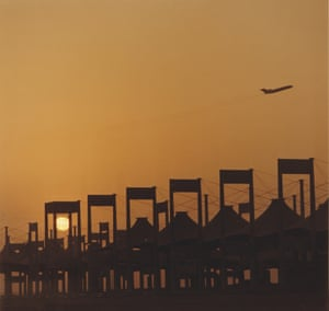 King Abdulaziz International airport, Jeddah, Saudi Arabia.