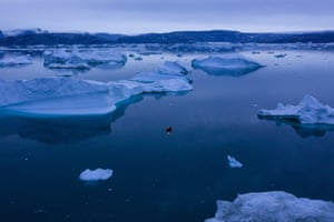 Ice sheets have been melting faster in the last decade and this summer has seen two of the biggest melts on record since 2012.
