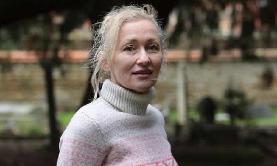 'My brain was fried'… Sarah Pinborough.