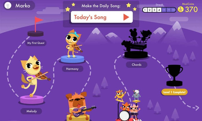 Ten of the best music apps for kids | Technology | The Guardian