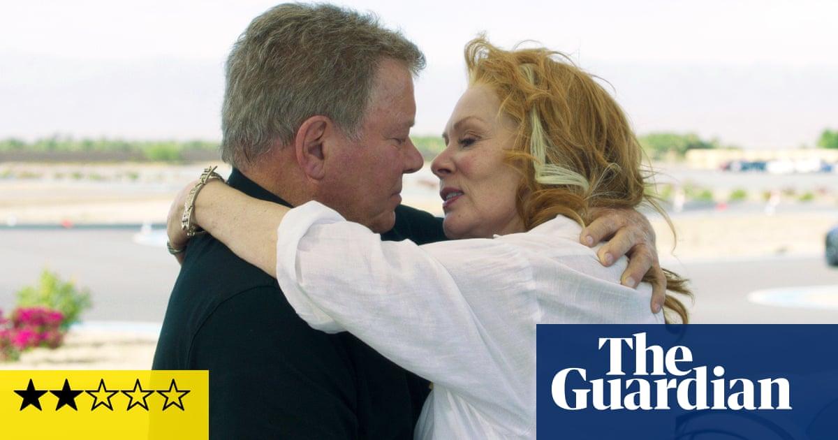 Senior Moment review – William Shatner has still got it at 90