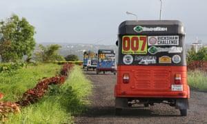 Rickshaw Challenge, India