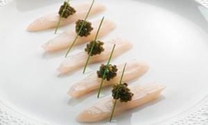 King fish caviar