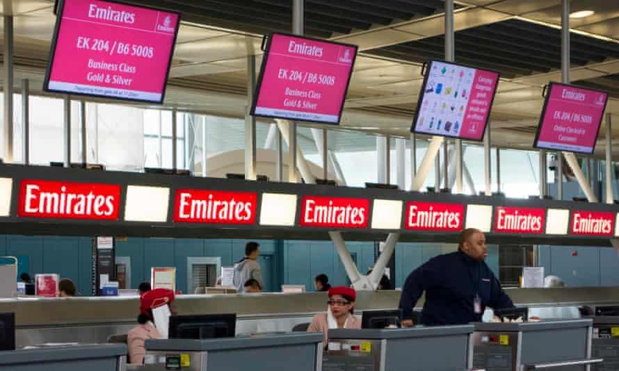 emirates electronics flight ban