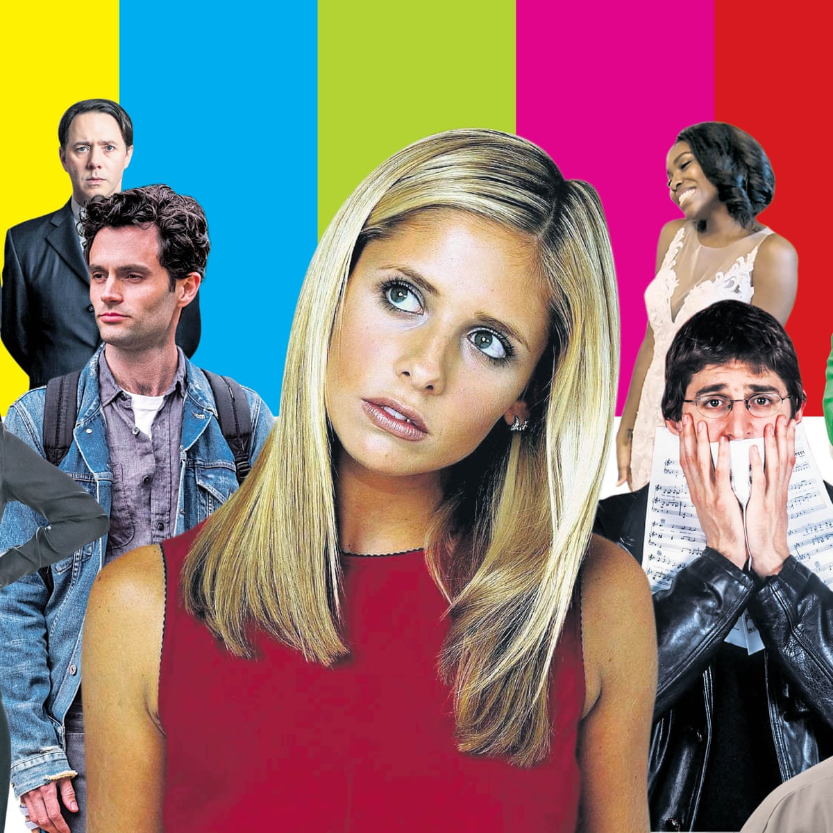 From Buffy to Brideshead Revisited – our pick of the best binge ...