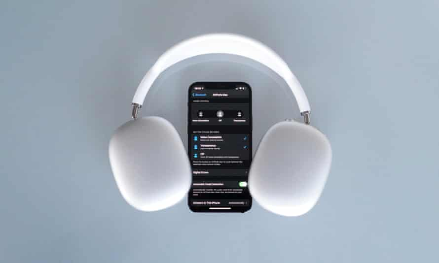 You need an Apple device to change settings such as noise cancelling, as well as use spatial audio.