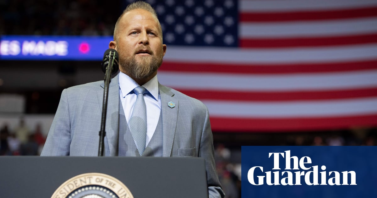 Trump replaces campaign manager Brad Parscale in major shake-up - the guardian