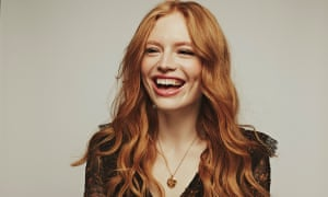 Tinkly high notes … Freya Ridings