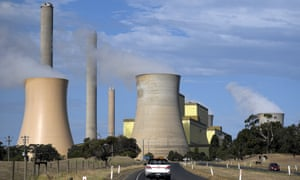 The Loy Yang power station