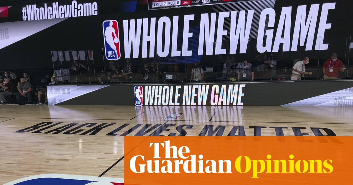 Words arent enough. Sports team CEOs must use their influence to effect change | Etan Thomas