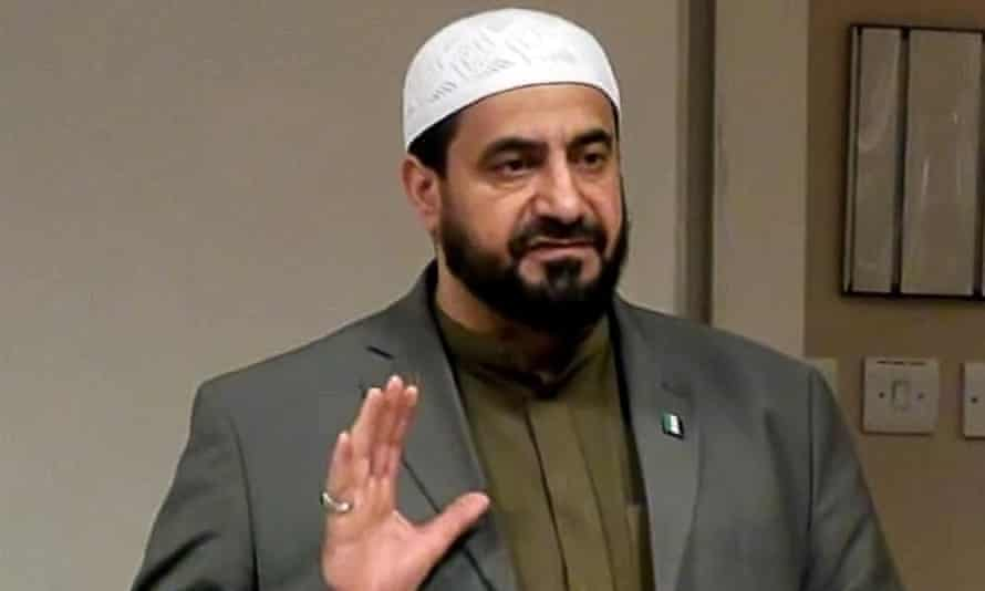 Abdul Hadi Arwani was found dead in his car in Wembley, north-west London, on Tuesday.