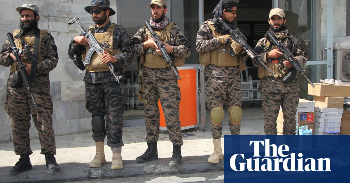 Does the fall of Kabul increase the terror threat to the west?
