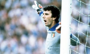 Dino Zoff captained Italy to glory at the 1982 World Cup but he's no Emmerich Tarabocchia.