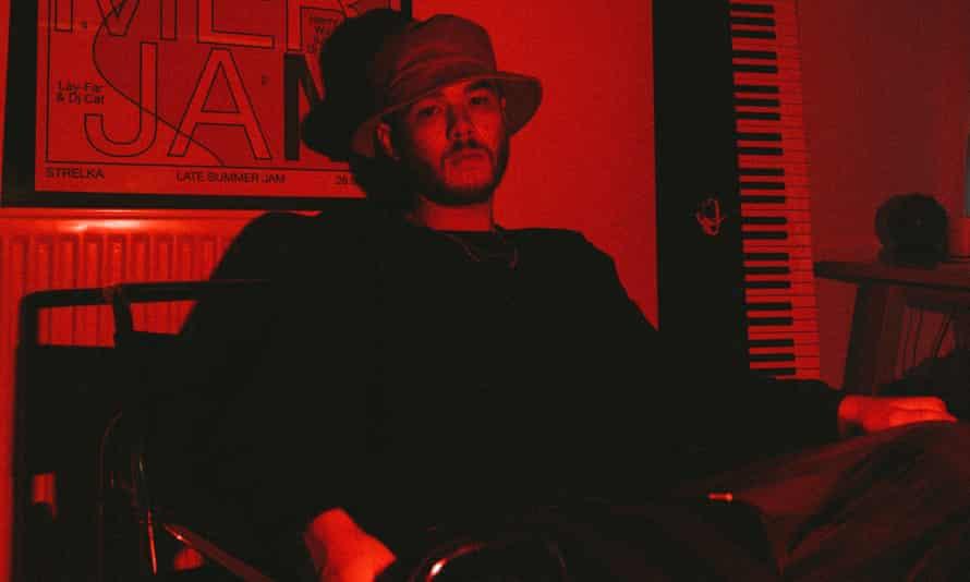 Still establishing a solo sound ... Kamaal Williams.