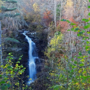 The fairytale-like Falls of Moness.