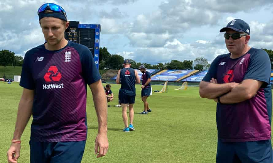 Joe Root and Chris Silverwood have set their sights on a fifth successive away Test win.