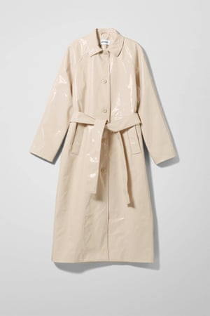 Weekday trench coat