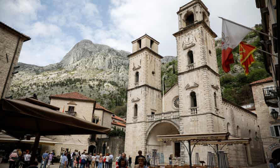 Old town of Kotor.