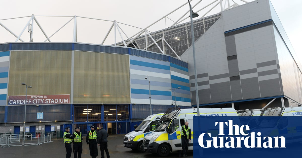 Anger over use of facial recognition at south Wales football derby