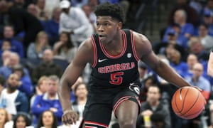 Anthony Edwards is the first pick of the 2020 NBA draft