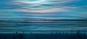 Winner, landscapes: Rainbow mist