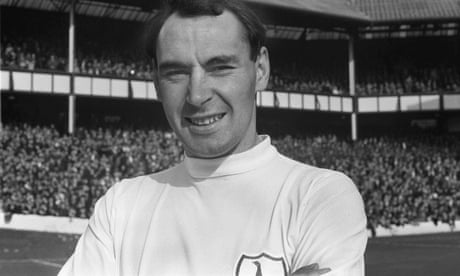 Letter: Alan Gilzean fixed the crowd with a steely stare