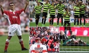 Clive Mendonca, Huddersfield Town, Brentford fans and Paddy Kenny have all played their parts in the play-offs.