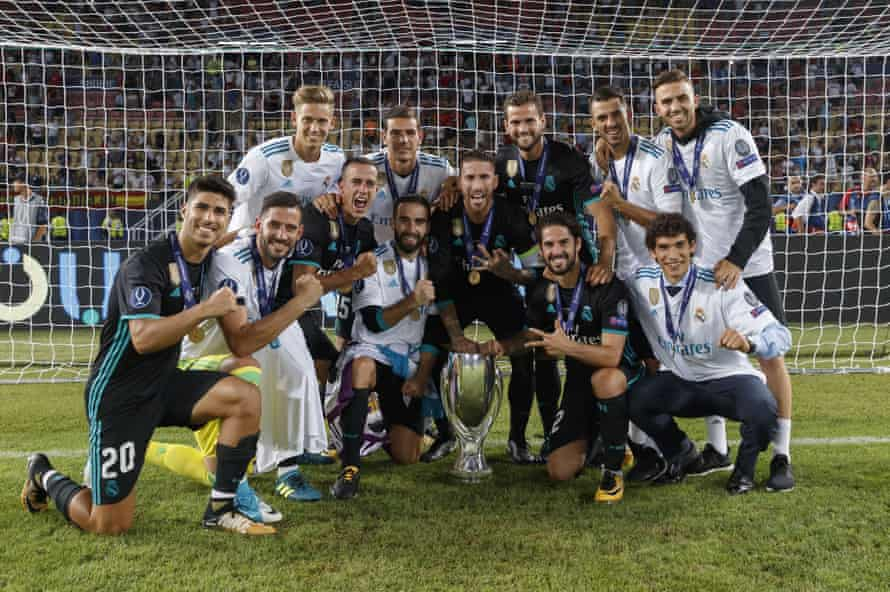 Will the UEFA Super Cup just be the start of a season full of trohpies for Real Madrid?