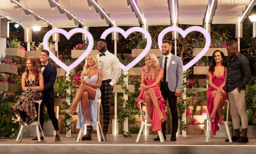 ITV's Love Island, which will now return in 2021.