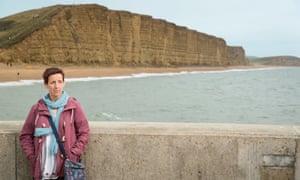 Julie Hesmondhalgh in series three of Broadchurch.