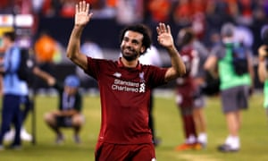 Will Mo Salah be able to reproduce his sensational form of 2017-18?