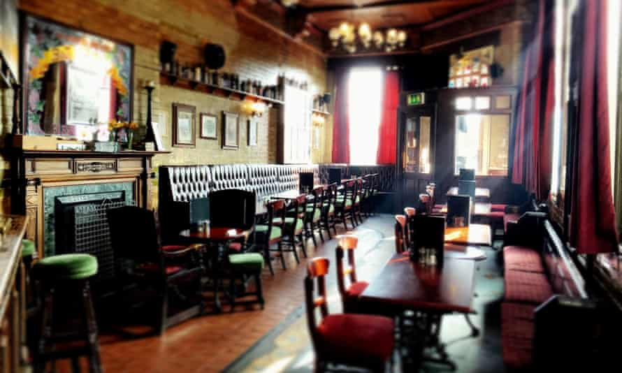 Marble Arch pub, Manchester, UK.
