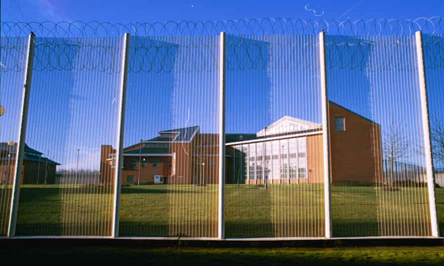 Woodhill, Milton Keynes, where 20 prisoners killed themselves between 2011 and 2016.