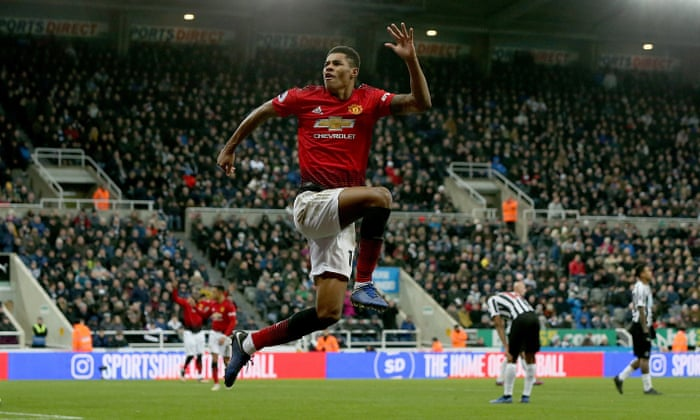 f04c1e51 Newcastle United 0-2 Manchester United: Premier League – as it happened |  Football | The Guardian