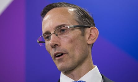 Shadow Assistant Treasurer and Federal Member for Fenner Andrew Leigh