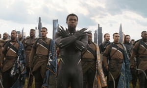 Avengers: Infinity War, 2018